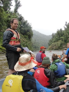 Slow Flow trip down the Whanganui River