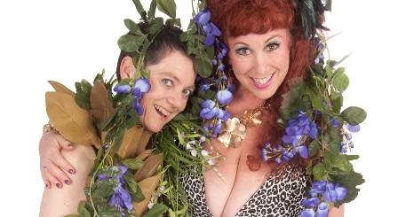 Annie Sprinkle & Elizabeth Stephens