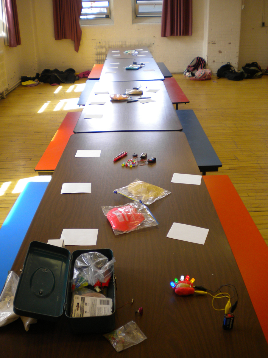 Artengine Blog Awesome Indies Lcrc Squishy Circuit Workshop Handson Electricity For Kids Circuits I